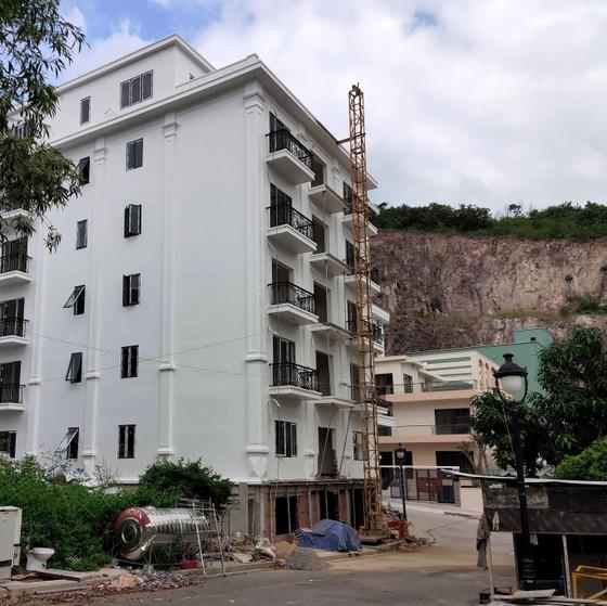 Khánh Hòa cưỡng chế 15 biệt thự trái phép tại dự án Khu biệt thự cao cấp ảnh 1