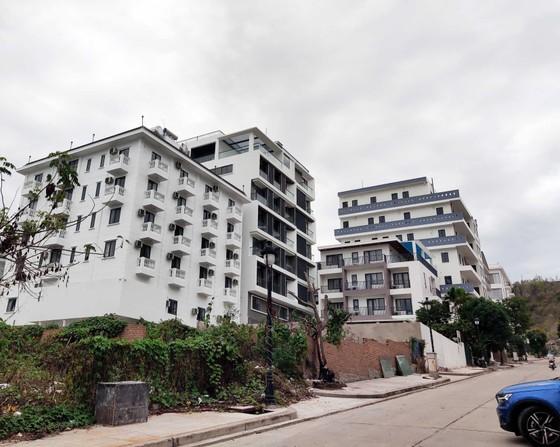 Khánh Hòa cưỡng chế 15 biệt thự trái phép tại dự án Khu biệt thự cao cấp ảnh 2