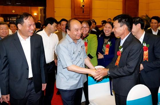Thủ tướng Nguyễn Xuân Phúc: Trước khi gieo hạt nông dân phải biết tiêu thụ ở đâu ảnh 5
