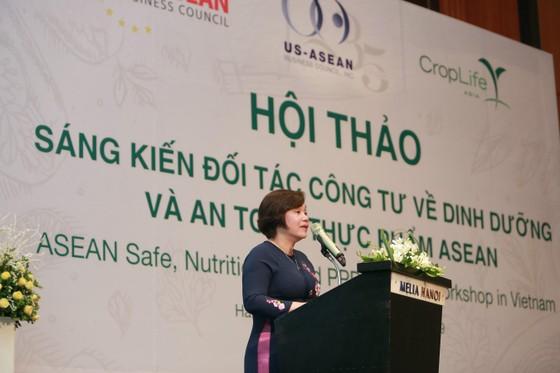 Hợp tác công tư về đảm bảo thực phẩm an toàn tại Việt Nam ảnh 2