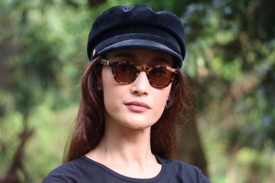 Maggie Q đến Việt Nam đặt tên cho gấu ảnh 2