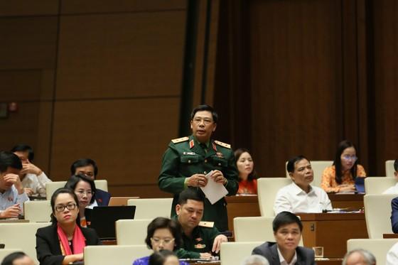 Việt Nam xây dựng quân đội mạnh, đáp ứng chiến tranh hiện đại ảnh 1