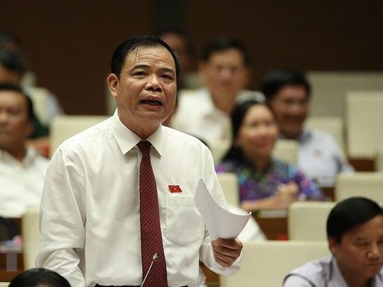 Ngày 6-11, Quốc hội bắt đầu phiên chất vấn ảnh 1