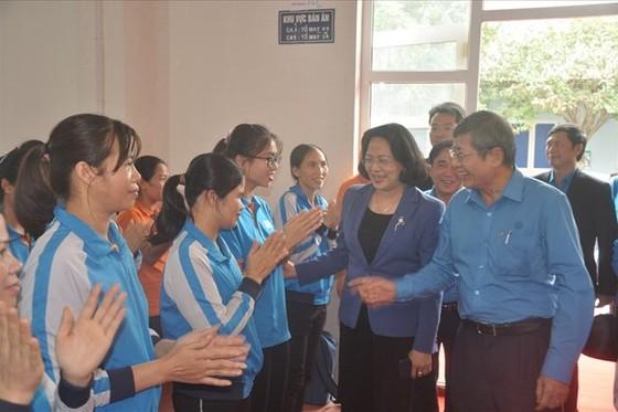 Phó Chủ tịch nước dự chương trình Tết sum vầy 2020 ở Bắc Giang ảnh 1