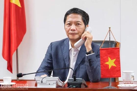 Trung Quốc khôi phục thời gian thông quan như bình thường tại cặp cửa khẩu Pò Chài - Tân Thanh ảnh 1