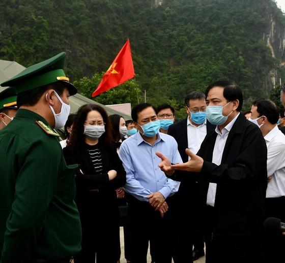Trung Quốc khôi phục thời gian thông quan như bình thường tại cặp cửa khẩu Pò Chài - Tân Thanh ảnh 3