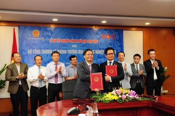Bộ Công thương và VCCI hợp tác 'đón đầu' thị trường xuất khẩu ngay khi dịch bệnh kết thúc ảnh 1