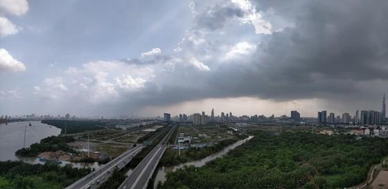 Mùa mưa Nam bộ đang tăng dần đều ảnh 1