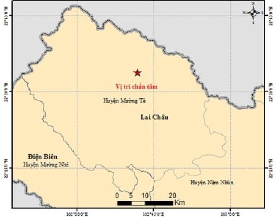 Tiếp tục động đất ở Tây Bắc ảnh 1