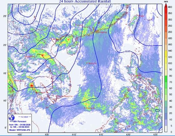 Miền Bắc và miền Nam: Mưa chồng lên mưa ảnh 3