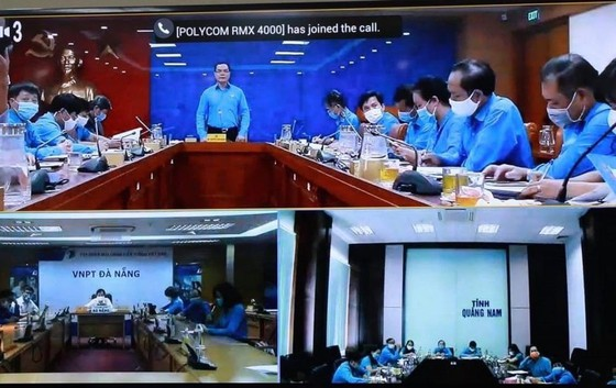 Hơn 56.000 công nhân ở Quảng Nam, Đà Nẵng phải tạm ngưng hoặc mất việc do Covid-19 ảnh 2