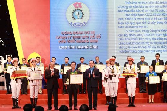 94 lao động được khen thưởng thành tích vì an ninh Tổ quốc ảnh 1