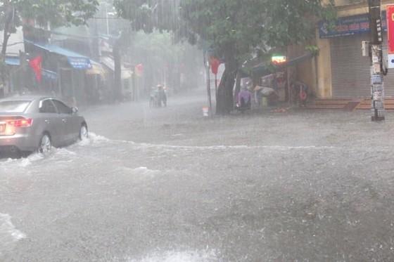 Chiều nay Nam bộ, Tây Nguyên có thể mưa rất lớn ảnh 4