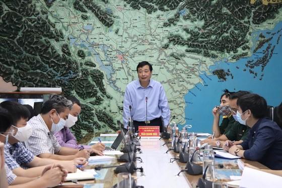 Thủy điện Lai Châu mở 5 cửa xả lũ ảnh 1