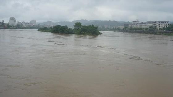 Không có thông tin, số liệu nhà máy thủy điện của Trung Quốc xả lũ, Khí tượng Việt Nam nói gì? ảnh 1