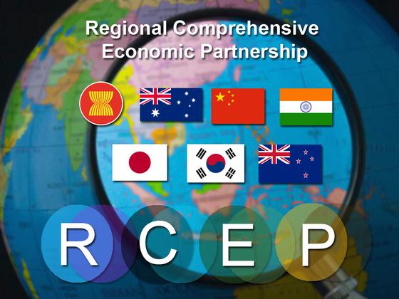 Các bộ trưởng họp tại Hà Nội để thúc đẩy ký kết RCEP cuối năm nay ảnh 1