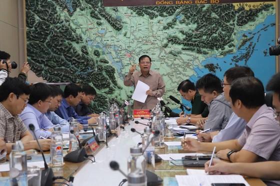 Bão số 6 đi vào đất liền Quảng Nam - Quảng Ngãi, bão số 7 đang hình thành ngoài khơi ảnh 2
