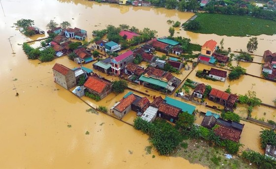 Phó Thủ tướng Trịnh Đình Dũng yêu cầu các bộ, ngành, địa phương phối hợp hạn chế ngập lụt ảnh 2