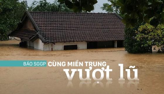 Phó Thủ tướng Trịnh Đình Dũng yêu cầu các bộ, ngành, địa phương phối hợp hạn chế ngập lụt ảnh 3