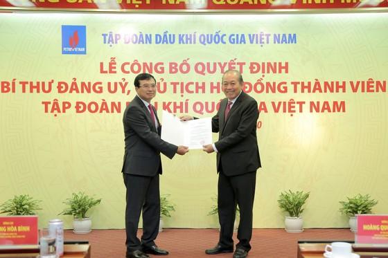 Ông Hoàng Quốc Vượng làm Chủ tịch HĐTV PetroVietnam ảnh 1