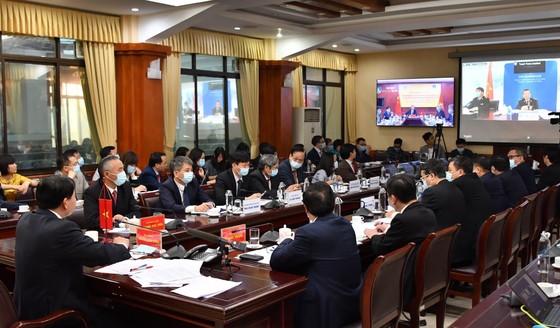 Ký kết xuất khẩu thạch đen Việt Nam sang Trung Quốc ảnh 1