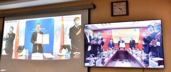 Ký kết xuất khẩu thạch đen Việt Nam sang Trung Quốc ảnh 3