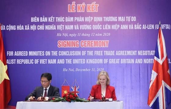 Việt Nam kết thúc đàm phán Hiệp định UKVFTA với UK ảnh 1