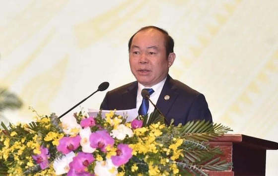 Ông Nguyễn Ngọc Bảo tái nhiệm Chủ tịch Liên minh Hợp tác xã Việt Nam  ảnh 4