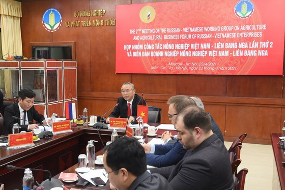 Để vực dậy thị trường tiêu thụ nông sản của Việt Nam và Nga ảnh 1