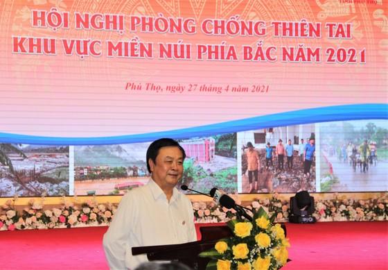 Bộ trưởng Bộ NN-PTNT Lê Minh Hoan: Cần xem lại không gian sống của bà con ảnh 2