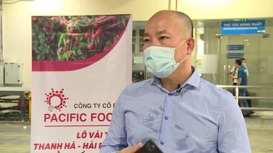 Lô vải thiều Việt Nam đầu tiên đi EU theo EVFTA ảnh 2
