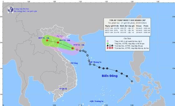 Phó Thủ tướng yêu cầu dự báo chính xác, không 'nói quá' hoặc dự báo sai bão lũ ảnh 3