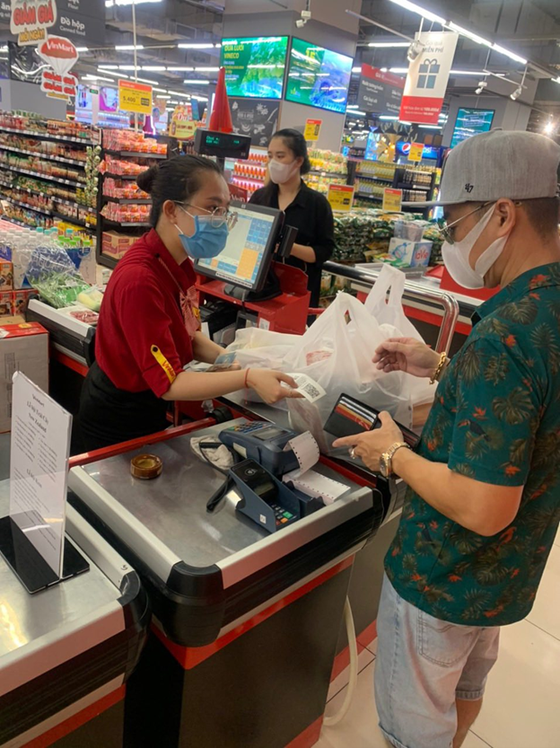8 siêu thị, 15 cửa hàng liên quan F0 từ nhà cung cấp Thanh Nga, Hà Nội ảnh 1