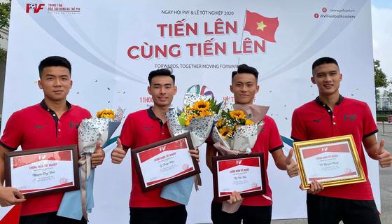 PVF là nơi đào tạo ra khá nhiều cầu thủ trẻ tốt cho bóng đá Việt Nam.