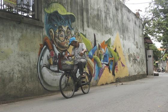 Khi người trẻ... đói sân chơi Graffiti ảnh 13
