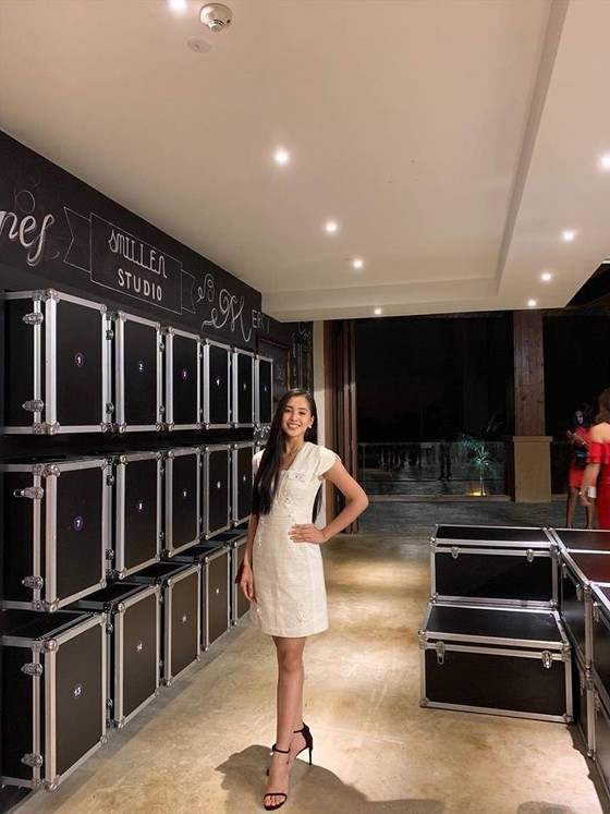 Hoa hậu Trần Tiểu Vy: Những giấc mơ có thật ảnh 3