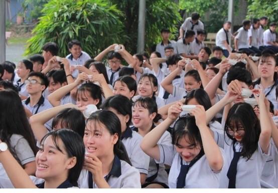 Trung tâm Giáo dục phổ thông Trường ĐH Công nghiệp Thực phẩm TPHCM  tuyển 500 chỉ tiêu 2019 -2020 ảnh 2