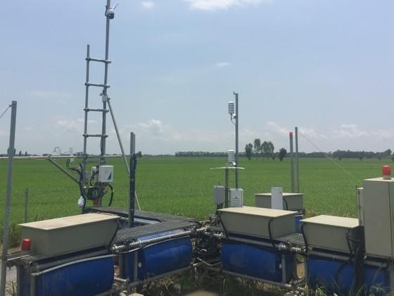Khánh thành trạm quan trắc khí nhà kính theo chuẩn Châu Âu ảnh 3