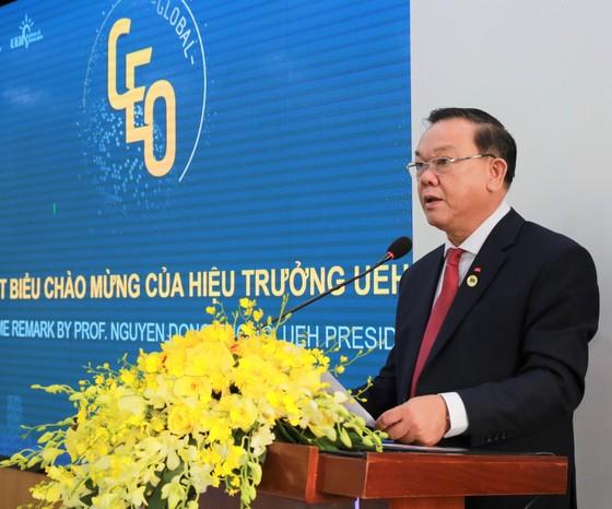 Tuyển sinh chương trình quản trị cấp cao toàn cầu Việt Nam – Hàn Quốc ảnh 1