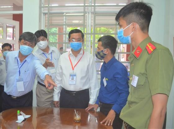 TPHCM kiểm soát tốt phòng dịch và 100% thí sinh được dự thi ảnh 1