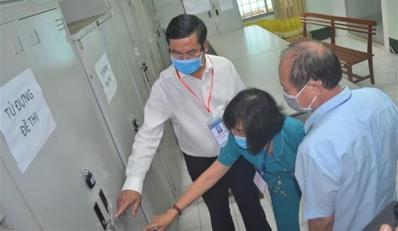 TPHCM kiểm soát tốt phòng dịch và 100% thí sinh được dự thi ảnh 3