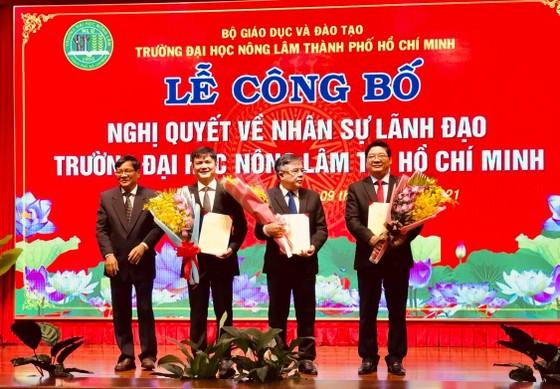 PGS-TS Huỳnh Thanh Hùng giữ quyền hiệu trưởng ĐH Nông lâm TPHCM ảnh 2