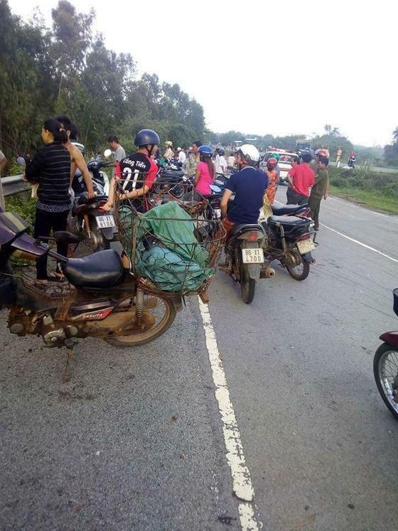 Nam thanh niên treo cổ trong rừng tràm ở Bình Thuận ảnh 2