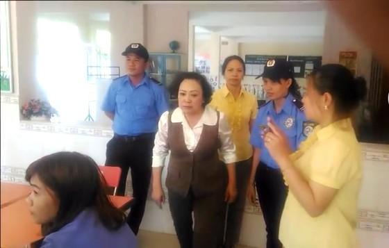 """Chánh án TAND tỉnh Bình Thuận nhận trách nhiệm sai sót vụ """"hiệu trưởng bị còng tay"""" ảnh 1"""