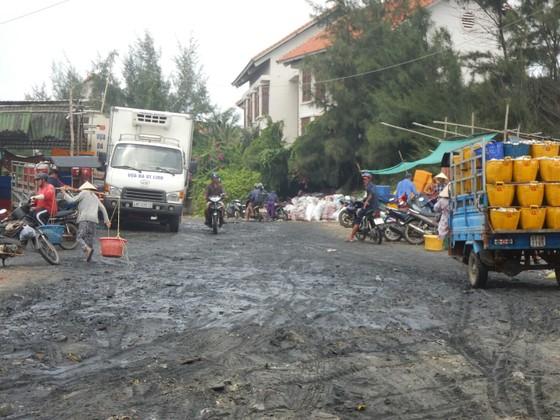 Ô nhiễm nghiêm trọng ở bãi Sau biển Mũi Né ảnh 3