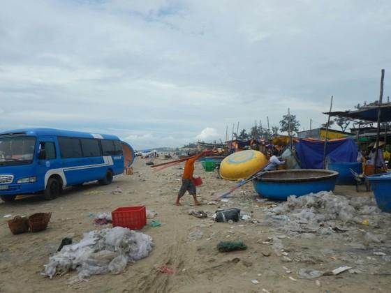 Ô nhiễm nghiêm trọng ở bãi Sau biển Mũi Né ảnh 5