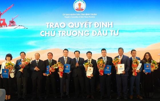 Bình Thuận tiếp tục tạo môi trường thuận lợi để thu hút đầu tư ảnh 2