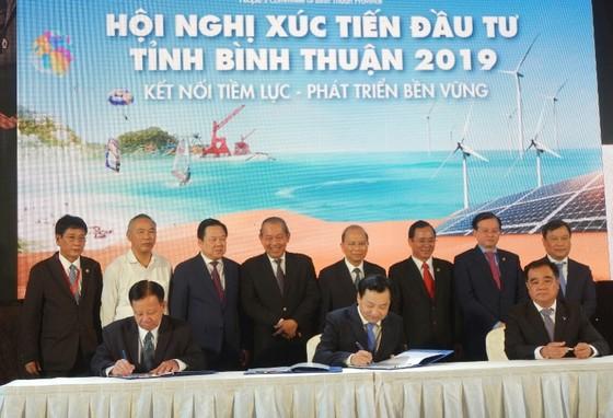 Bình Thuận tiếp tục tạo môi trường thuận lợi để thu hút đầu tư ảnh 3