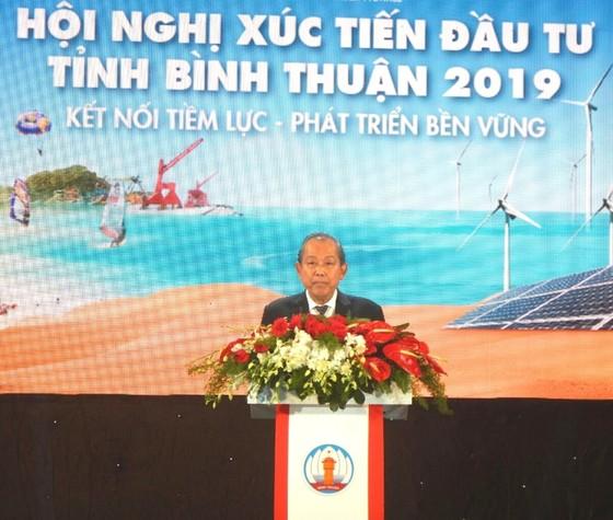 Bình Thuận tiếp tục tạo môi trường thuận lợi để thu hút đầu tư ảnh 1