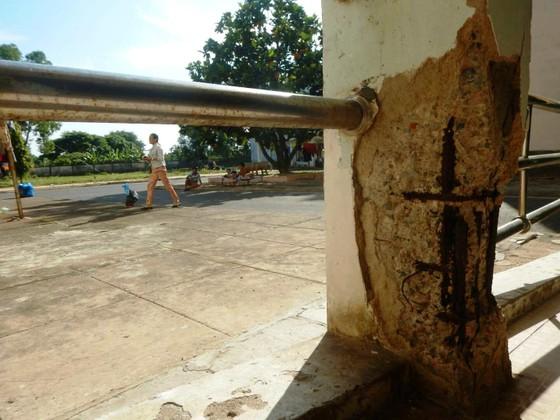 Vụ Bệnh viện Đa khoa Bình Thuận bị hư hỏng: Khẩn trương sửa chữa các hạng mục xuống cấp  ảnh 1